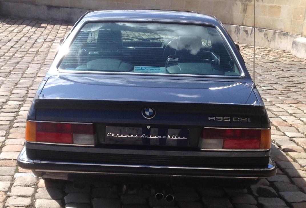 Galerie photos de la : BMW
