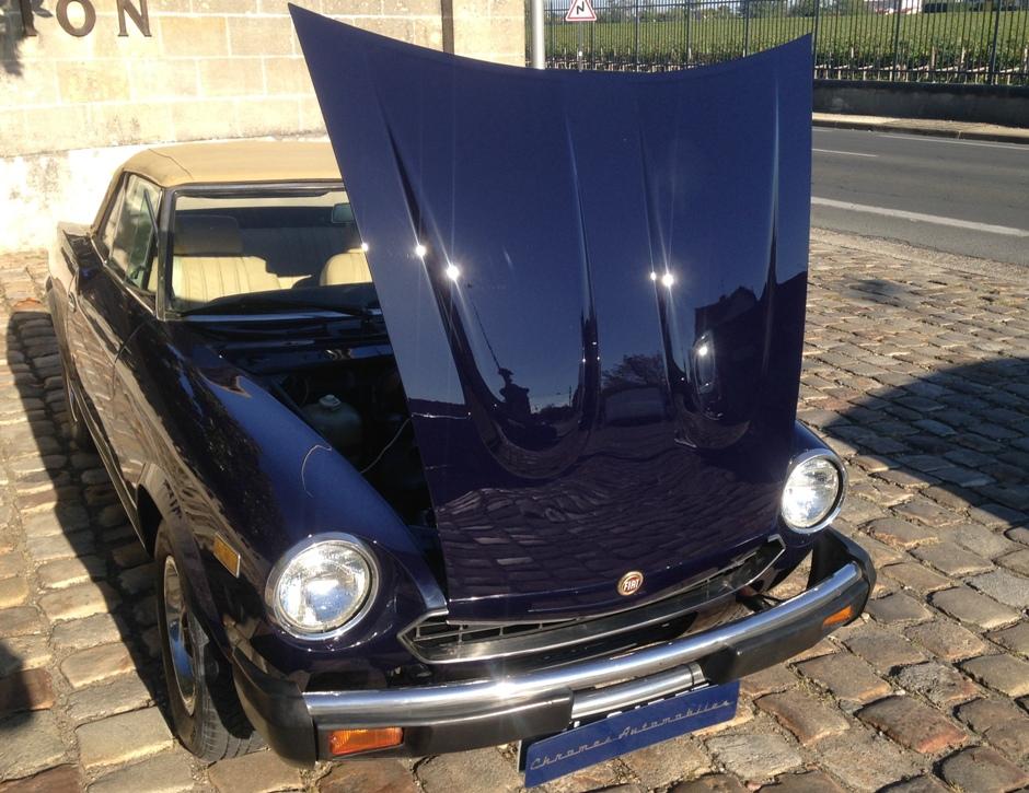Galerie photos de la : Fiat