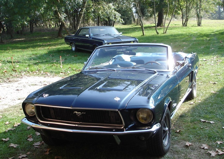 Galerie photos de la : Ford